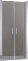 Душевая дверь Adema НАП ДУО-70 / NAP DUO-70 (тонированное стекло) -
