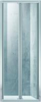 Душевая дверь Adema НОА-90 / NOA-90 (прозрачное стекло) -