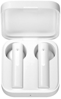 Наушники-гарнитура Xiaomi Mi True Wireless Earphones 2 Basic / BHR4089GL/TWSEJ08WM (белый) -
