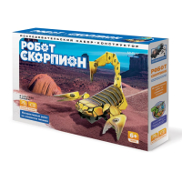 Конструктор электромеханический ND Play Робот-Скорпион / NDP-085 -