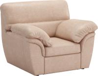 Кресло мягкое Sofos Наполи тип A (Richie Caramel) -