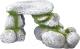 Декорация для аквариума Rosewood Каменистый грот со мхом / 911758/RW -