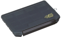 Коробка рыболовная Meiho VS-3010NS-B (черный) -