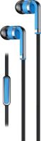 Наушники-гарнитура Olmio Calypso / 039042 (голубой) -