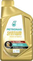 Моторное масло Petronas Syntium Syntium 7000 Hybrid 0W20 / 70289GC5EU (2л) -