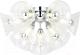 Люстра Lussole Loft Oneida GRLSP-8196 -