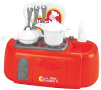 Кухонная плита игрушечная Huada Кухня / 1503446-979-15 -