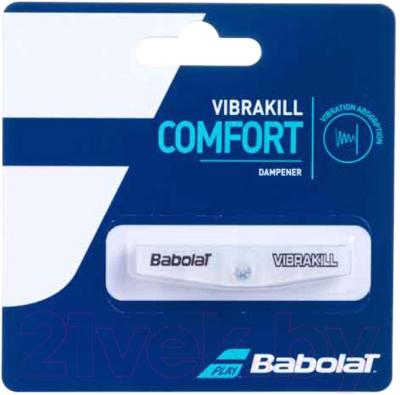 Виброгаситель для теннисной ракетки Babolat Vibrakill / 700009-141 (прозрачный)