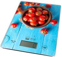 Кухонные весы Home Element HE-SC935 (спелый томат) -