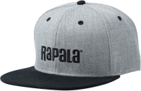 Бейсболка Rapala Flat Brim / APRBCFBGB -