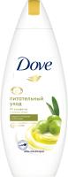 Гель для душа Dove С маслом оливы защита и питание (250мл) -