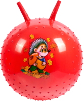 Гимнастический мяч Bradex Детский / DE 0539 (красный) -