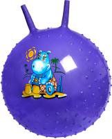 Гимнастический мяч Bradex Детский / DE 0537 (фиолетовый) -