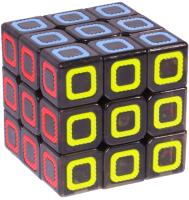 Головоломка Huada Кубик-рубика. Черный с квадратиком / 1573901-340 -