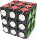 Головоломка Huada Кубик-рубика. Черный с кружком / 1573902-341 -