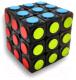 Головоломка Huada Кубик-рубика. Черный с точкой / 1682373-068 -