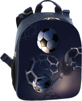 Школьный рюкзак Galanteya 8419 / 9с1853к45 (темно-синий) -