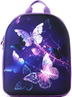 Школьный рюкзак Galanteya 63419 / 0с743к45 (фиолетовый) -