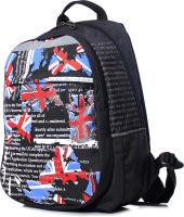 Школьный рюкзак Galanteya 66519 / 0с862к45 (черный) -