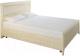 Двуспальная кровать Лером Карина КР-2024-АС 180x200 (ясень асахи) -
