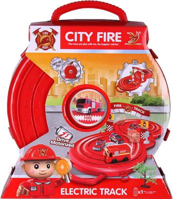 Автотрек Darvish Пожарная служба / DV-T-1887