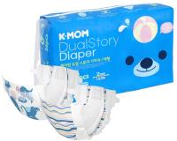 Подгузники детские K-mom Dual Story L (56шт) -