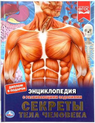 Энциклопедия Умка Секреты тела человека