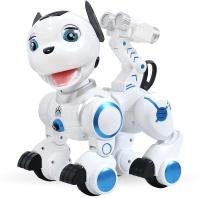 Радиоуправляемая игрушка Le Neng Toys Собака-робот / 13585 K10 -