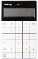 Калькулятор Berlingo CIW 100 (белый) -