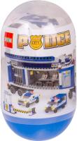 Конструктор Huada Полиция / 1641877-722 -