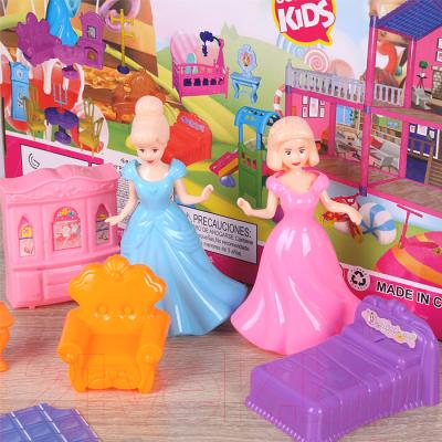 Кукольный домик Darvish Дом мечты / DV-T-2253