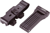 Велозамок BBB PowerFold Black / BBL-71 -