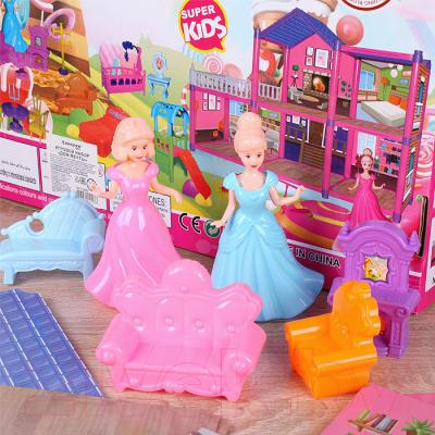 Кукольный домик Darvish Дом мечты / DV-T-2252