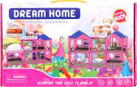 Кукольный домик Darvish Дом мечты / DV-T-2254 -