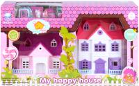 Кукольный домик Darvish Мой счастливый дом / DV-T-2211 -