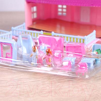 Кукольный домик Darvish Мой счастливый дом / DV-T-2211
