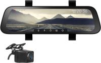 Автомобильный видеорегистратор Xiaomi 70Mai Rearview Dash Cam Wide Midrive D07 + Reversing Cam Midrive -