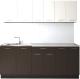 Готовая кухня Артём-Мебель Лана СН-113 без стекла 2.4 (сосна арктическая/венге) -