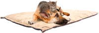 Матрас для животных Duvo Plus Флекта / 4198011/DV (бежевый) -