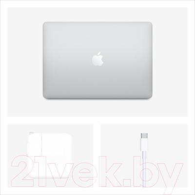 """Ноутбук Apple MacBook Air 13"""" 2020 256GB / Z0YK000LN (серебристый)"""