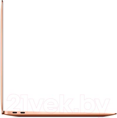 "Ноутбук Apple MacBook Air 13"" 2020 256GB / Z0YL000LB (золото)"