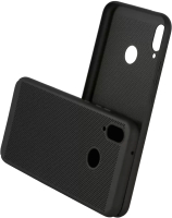 Чехол-накладка Case Matte Natty для P20 Lite (черный) -