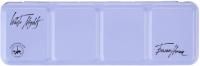 Пенал для акварели Белые ночи 2011301446 (светло-голубой) -