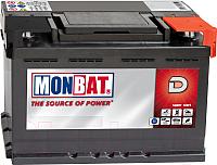 Автомобильный аккумулятор Monbat SHD E12BF3_1 (180 А/ч) -