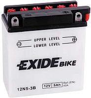 Мотоаккумулятор Exide 12N5-3B (5 А/ч) -