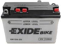 Мотоаккумулятор Exide 6N12A-2D (12 А/ч) -