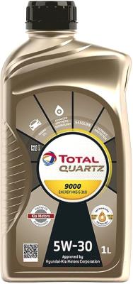 Моторное масло Total Quartz 9000 Energy HKS 5W30 / 175392 / 213799 (1л)