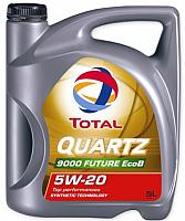 Моторное масло Total Quartz 9000 FUTURE EcoB 5W20 / 195027 (5л) -