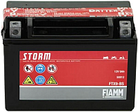 Мотоаккумулятор Fiamm FTX9-BS / 7904483 (8 А/ч) -
