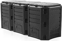Компостер Prosperplast Module Compogreen 1200 (черный) -